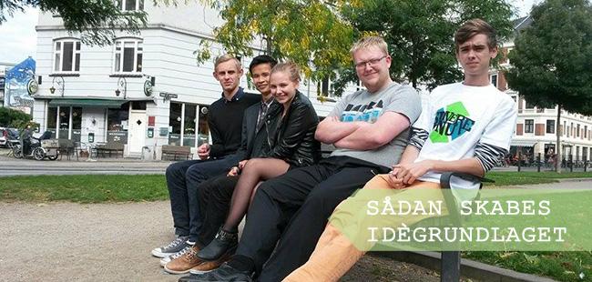 NAU's idégrundlagsgruppe. Foto: Rasmus Petersen